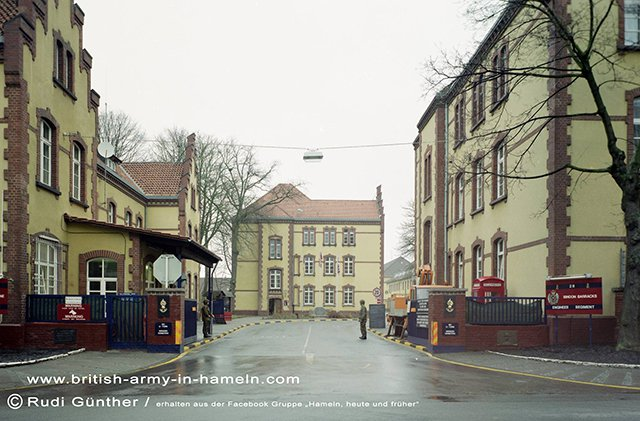 1998 Bindon Barracks - Rudi Guenther with C.jpg