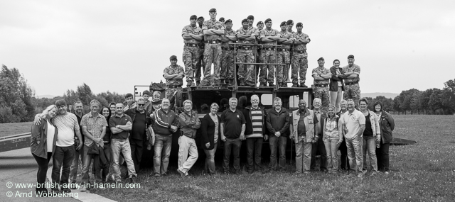 Amphibious REunion 2016 together wit 23 Amphibious Troop RE