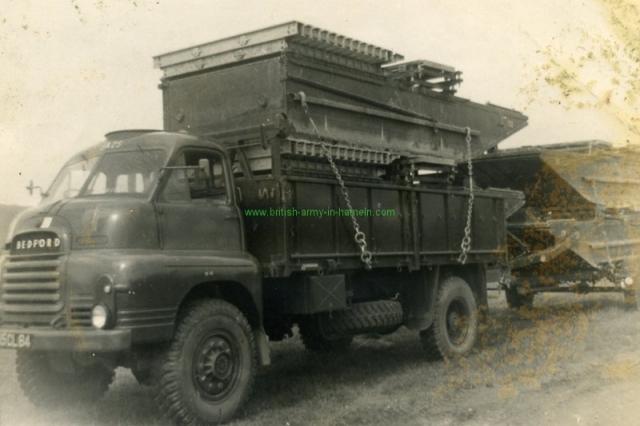125 COY RASC - John Benson 1959-1960