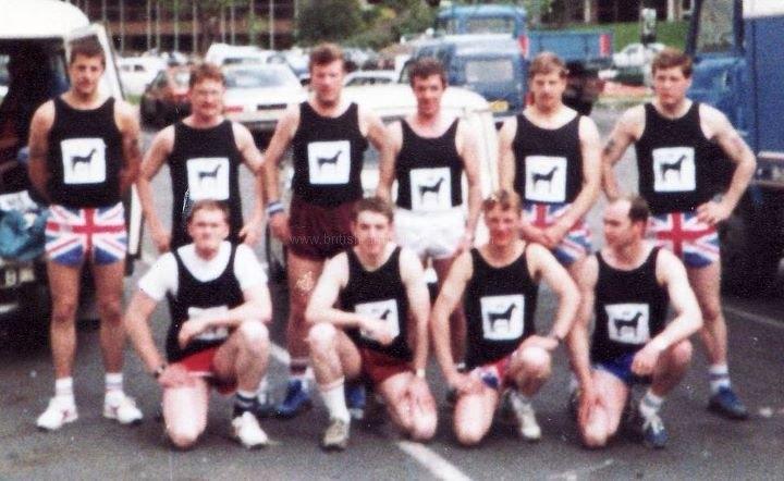 23-amph-engr-sqn-paris-marathon-14th-may-1983