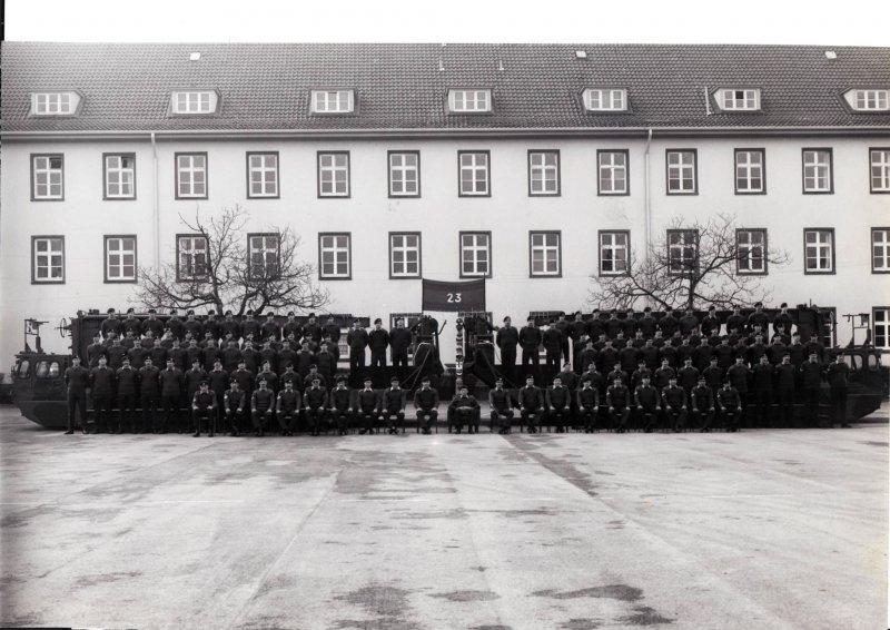 23 Amph Engr Sqn Hameln 1982