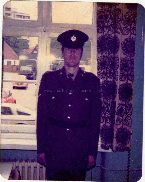 1982 Bindon Barracks
