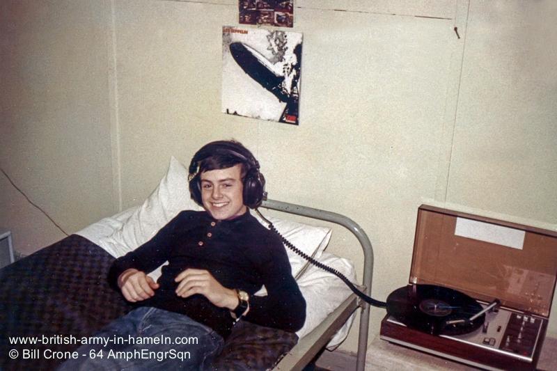 Memories of Bill Crone;