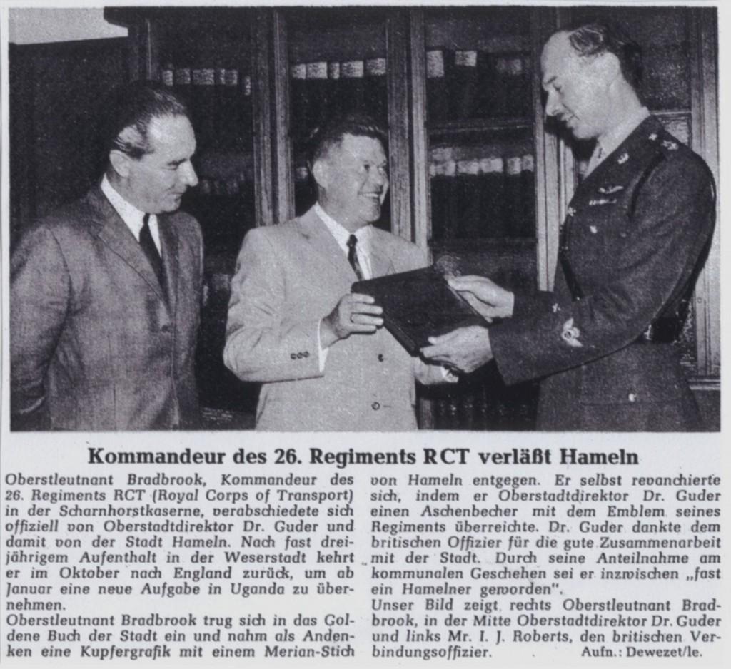 1970_09_19_DWZ_Kommandeur des 26 Regiments