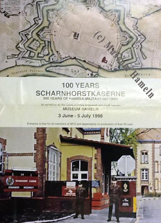 100 Jahre Scharnhorst