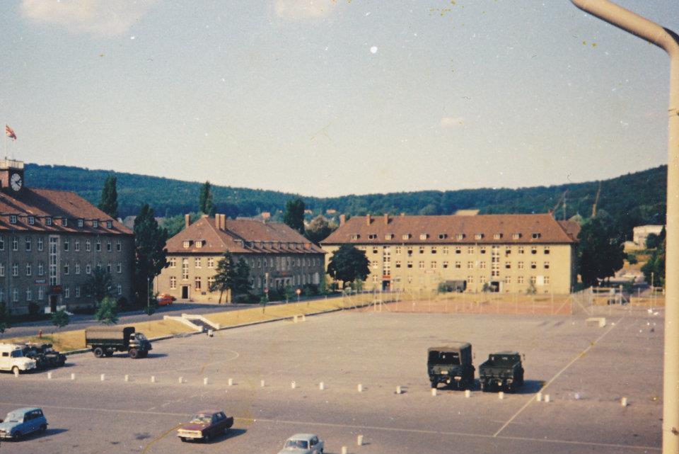 1974-1975 35 Engr Regt Hameln