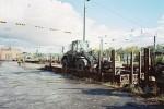2008 – Verladung Hamelner Bahnhof