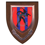 29 Field Squadron – Wall Plaque