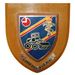 35 Engr Regt – WkSp REME – Wall Plaque