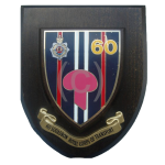 26 RCT – 60 Sqn – Wall Plaque