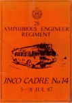 JNCO CADRE No14 from 1987