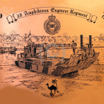 28 Amphibious Engineer Regiment – Etched Plate
