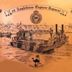 28 Amphibious Engineer Regiment – Etched Plate