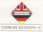"1987/10/12 – 1987/10/22 – EXERCISE ""KEYSTONE"" – Photos by Michael Neumann"