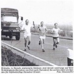 1986/10/15 – Marathon for needy children of Hamelin – Marathon für hilfsbedürftige Kinder aus Hameln – 29 Field Squadron RE