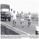 1986/10/15 – Marathon for needy children of Hamelin – Marathon für hilfsbedürftige Kinder aus Hameln – 29 Field Squadron RE
