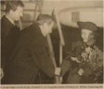 1993/11/04 – Die Queen erreicht Hannover und fährt dann mit dem Auto nach Hameln