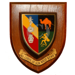 65 Corps Support Squadron WkSp REME – Wall Plaque