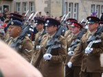 2014/06/14 – 28 Engineer Regiment Disbandment – Gee King