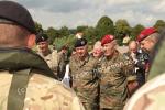 2014/06/13 – 28 Engineer Regiment Disbandment – M3 Partnership Ceremony