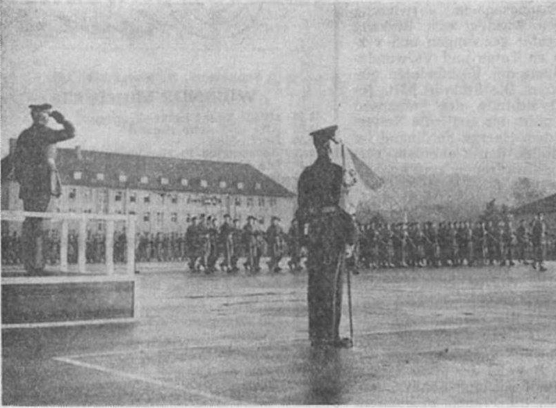 1959_11_21 Parade in der Linsingen Kaserne 001