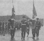 1959/11/21 – Parade of the Middlesex Regiment in the Gordon Barracks