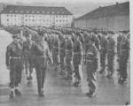 21.11.1959 Parade in der Linsingen Kaserne – Gordon Barracks