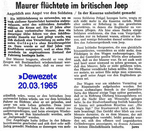 1965_03_20_Maurer flüchtete im Jeep