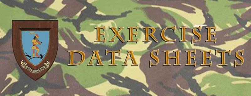 Exercise-Data-sheets